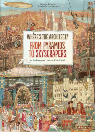 Where's the Architect by Susanne Rebscher
