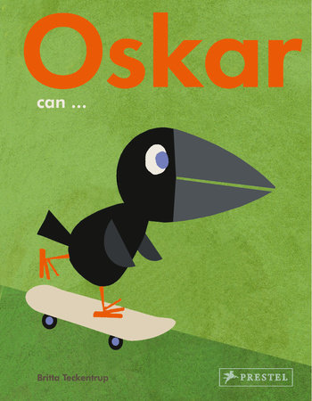 Oskar Can... by Britta Teckentrup