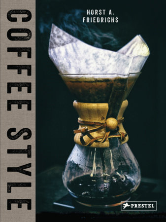 The cover of the book Coffee Style