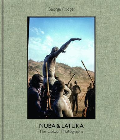 George Rodger Nuba & Latuka