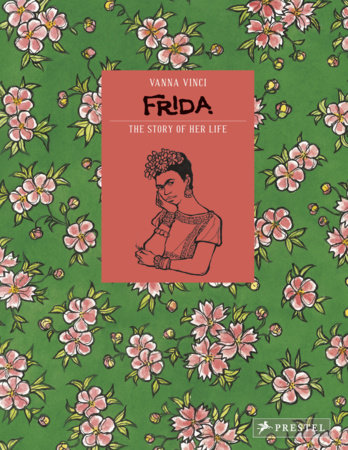 Frida Kahlo by Vanna Vinci