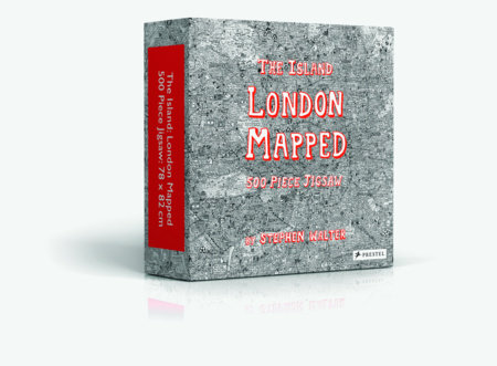 The Island London Mapped
