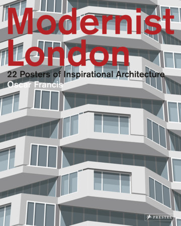 Modernist London by Sarah Evans