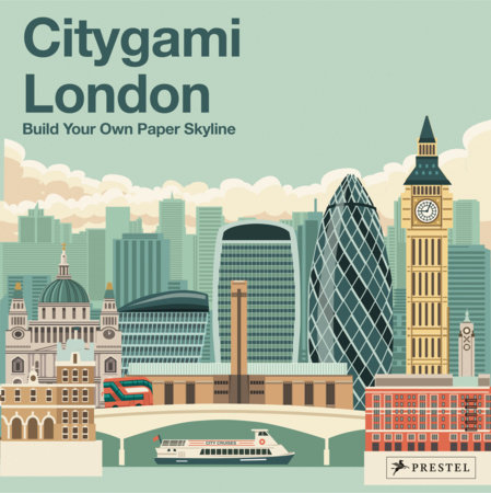 Citygami London by Clockwork Soldier