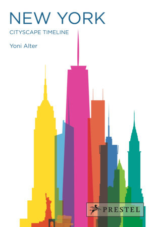 New York by Yoni Alter