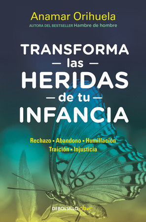 Transforma las heridas de tu infancia:Rechazo - Abandono - Humillación - Traición - Injusticia / Heal the Wounds of Your Youth