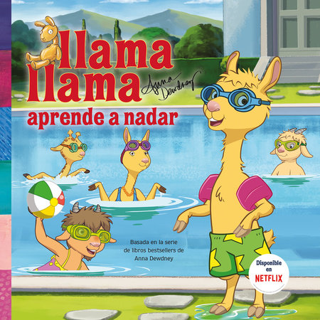 Llama, Llama aprende a nadar / Llama Llama Learns to Swim by Anna Dewdney