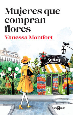 Mujeres que compran flores / Women Who Buy Flowers by Vanessa Montfort