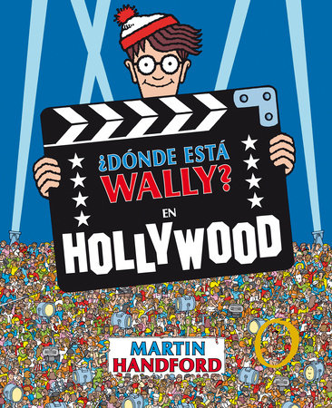 ¿Dónde está Wally?: En Hollywood / ¿Where's Waldo?: In Hollywood
