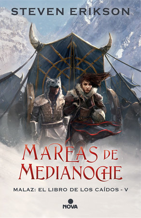Mareas de media noche / Midnight Tides by Steven Erikson
