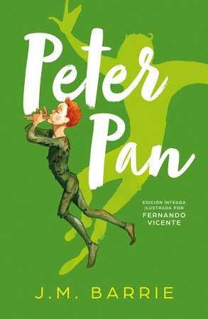 Peter Pan / Peter Pan (Spanish Edition) by J.M. Barrie