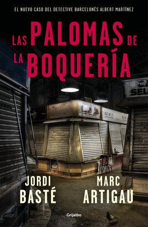 Las palomas de la boquería / The Pigeons of La Boqueria