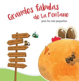 Grandes fabulas de La Fontaine para los mas pequeños /La Fontaine's Great Fables  for the Little Ones