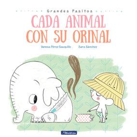 Cada animal con su orinal / Each Animal to Their Own Potty