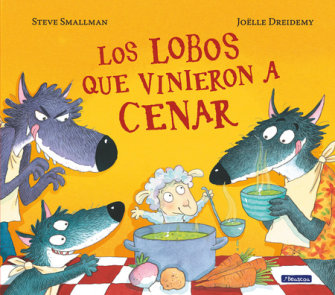 Los lobos que vinieron a cenar / The Wolves that Came to Dinner