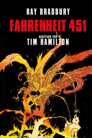 Fahrenheit 451 (novela gráfica) / Ray Bradbury's Fahrenheit 451