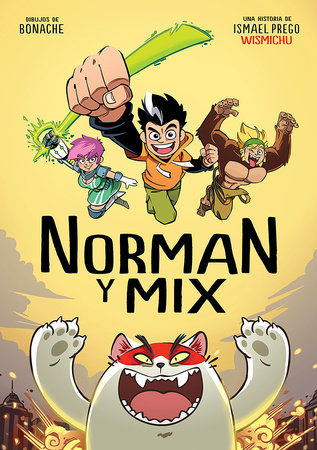 Norman y Mix (Spanish Edition)
