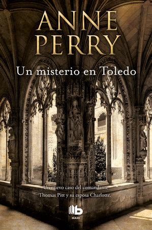 Un misterio en Toledo / The Angel Court Affair