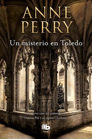 Un misterio en Toledo / The Angel Court Affair