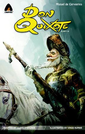 Don Quixote, Part II by Miguel de Cervantes