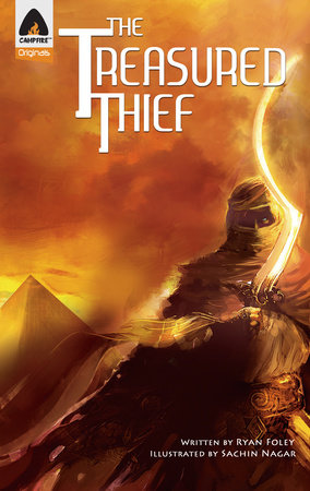 The Treasured Thief by Ryan Foley
