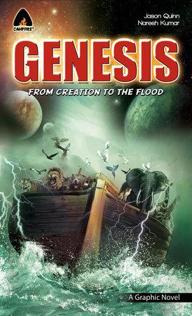 Genesis by Jason Quinn and Naresh Kumar