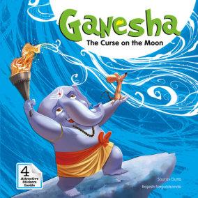 Ganesha: The Curse on the Moon